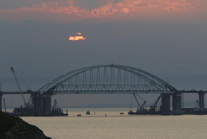 Украинских моряков везут всуд Симферополя,— Чубаров
