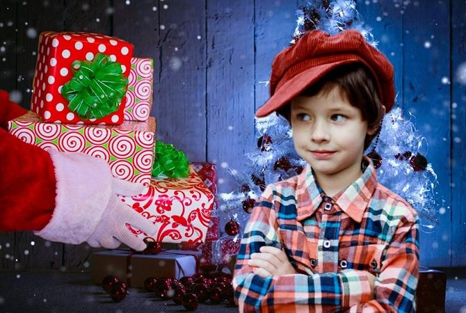 Выбираем подарки детям на Новый год 2019