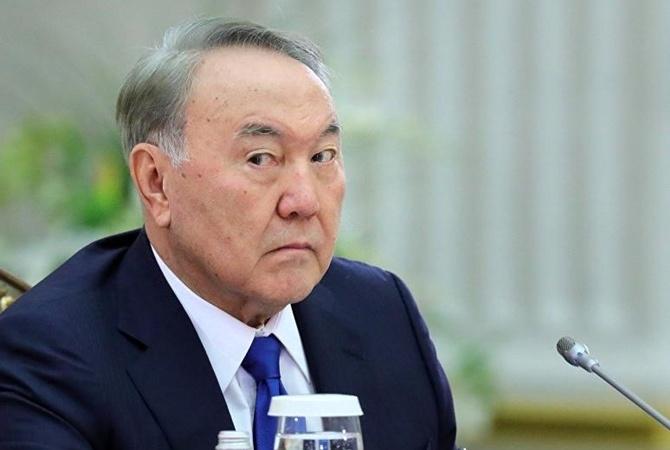 Назарбаев рассказал как переживает за Украину