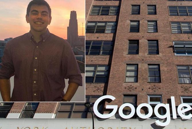 22-летнего разработчика Google нашли мертвым на рабочем месте