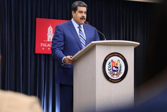 Мадуро обвинил США вподготовке госпереворота вВенесуэле