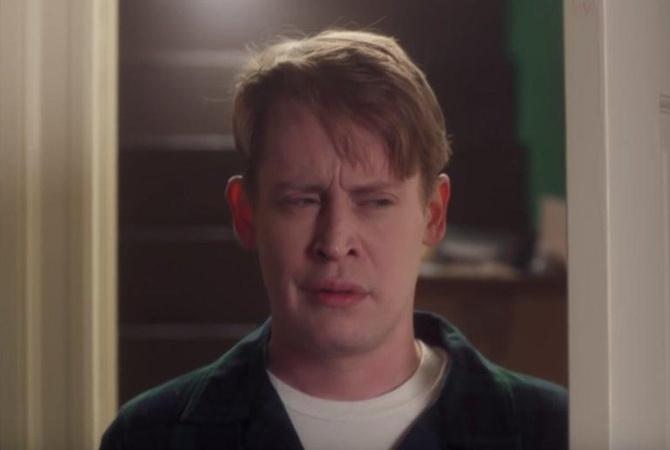Звезда «Один дома» повторил сцены изфильма спустя 28 лет
