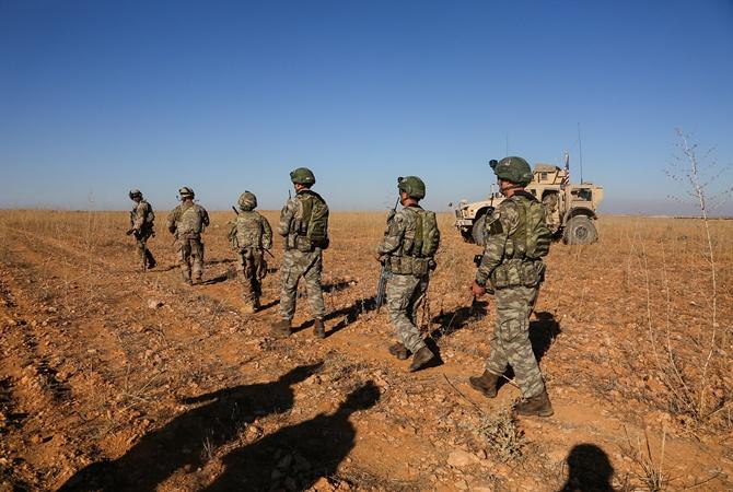 Американские военные наврядли  уйдут изСирии— МИД