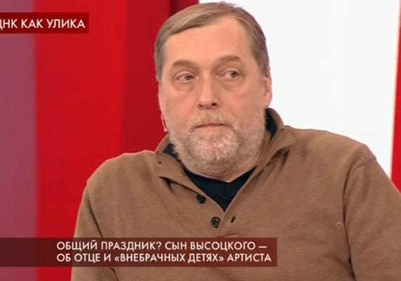 «Явэто неиграю!»: Сын Владимира Высоцкого неожиданно покинул ток-шоу
