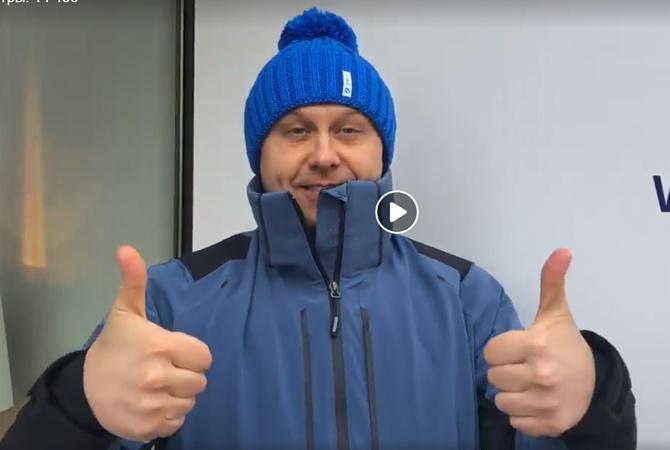 Кандидат и шапки: как Игорь Шевченко прославился на форуме в Давосе