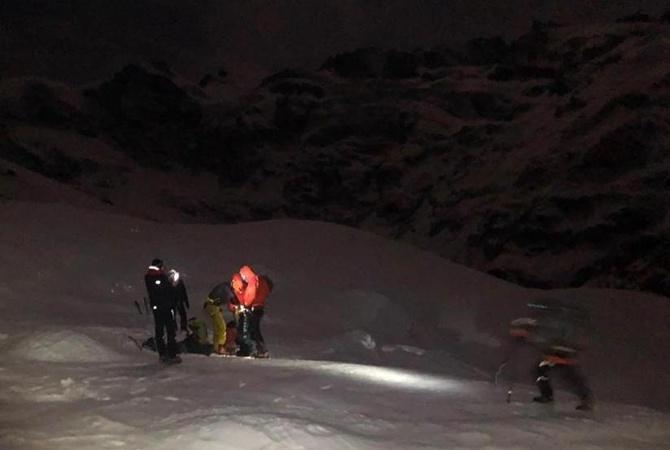 Витальянских Альпах столкнулись вертолет итуристический самолет, есть погибшие
