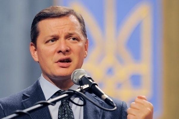 Украинский политик ляшко секс скандал
