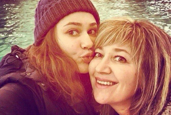 Во время масштабного ДТП в Киеве погибла мать певицы Ирины Эбралидзе