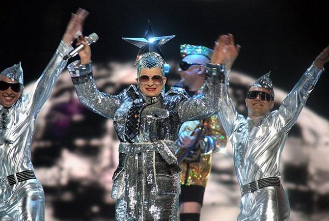 Начищу звезду ипоеду на«Евровидение»— Верка Сердючка