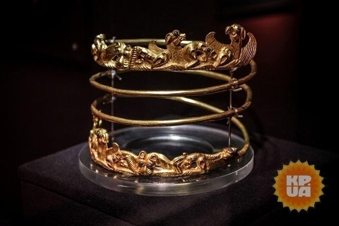 Суд вАмстердаме сегодня рассмотрит апелляцию поделу «скифского золота»