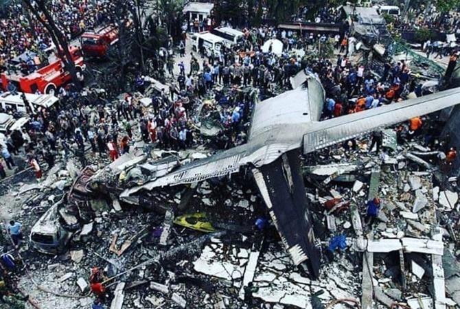 Вавиакатастрофе вЭфиопии погибли 12 сотрудников ООН— AFP