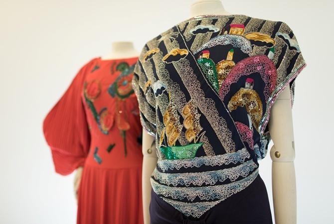 4279872ebd5 Культовые платья Карла Лагерфельда для Chloé