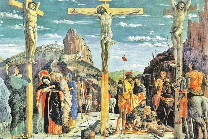 Археологи поняли, как именно был распят Иисус Христос - Новости на KP.UA
