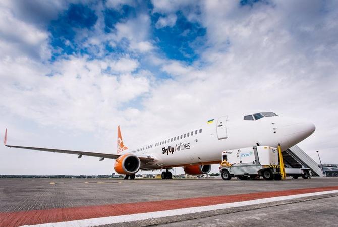 Суд приостановил лицензию Sky Up Airlines