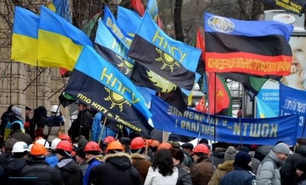 Пойдут двумя колоннами. Шахтеры со Львова и Донбасса будут идти в Киев выбивать зарплатные долги