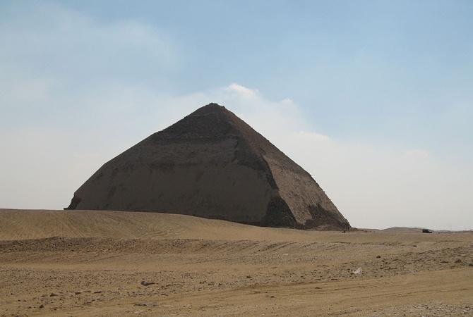 В Египте для туристов открыли одну из древнейших пирамид