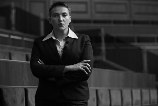 Савченко нашла работу: будет вести программу на ТВ