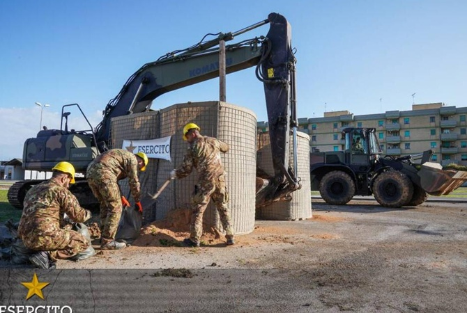 Италия: эвакуируют полгорода для обезвреживания бомбы Второй мировой