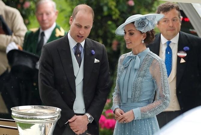 Британцы раскрыли секрет семейного счастья Кейт Миддлтон и принца ...