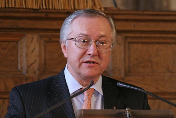 Постійним представником України при Раді Європи призначений Борис Тарасюк