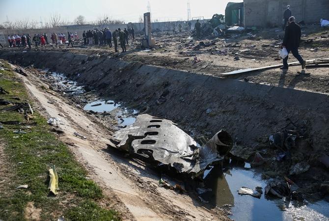 Крушение самолёта МАУ: в Верховной Раде рекомендуют, чтобы Иран признал юридическую ответственность