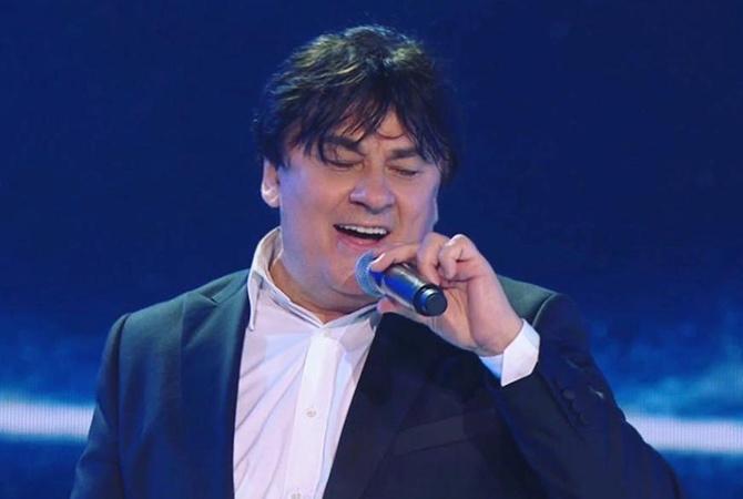 Сєров анонсував концерт у Києві. Соцмережі пригадали йому виступ в Криму