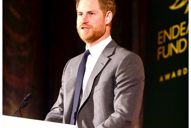 Принц Гарри прокомментировал отказ от полномочий: Не было другого выхода