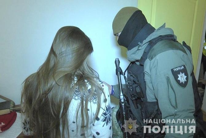 У Києві поліцейські накрили віртуальну порностудію [фото, Відео]