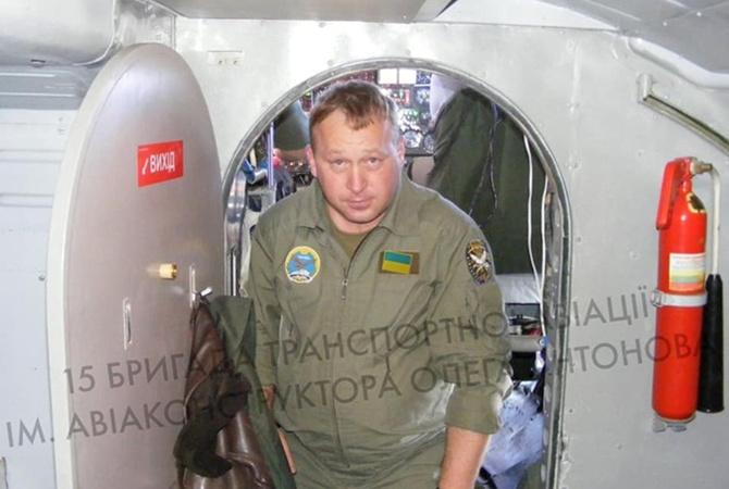 Другого пілота літака МАУ поховали поруч із загиблими над Слов'янськом льотчиками [фото]