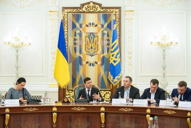 Зеленский встретился с представителями бизнес-ассоциаций: Готов бороться за каждого из вас