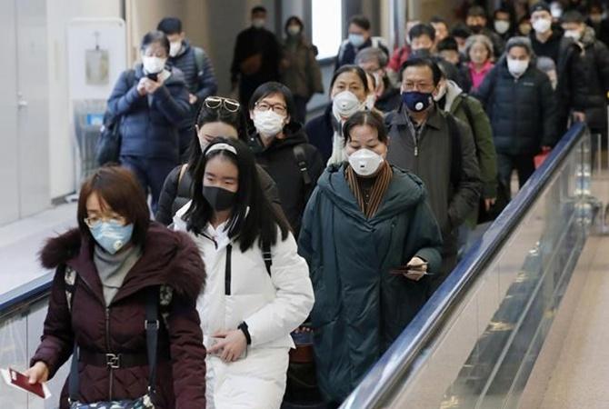 Китайським коронавірусом можуть заразитися 70% населення Землі