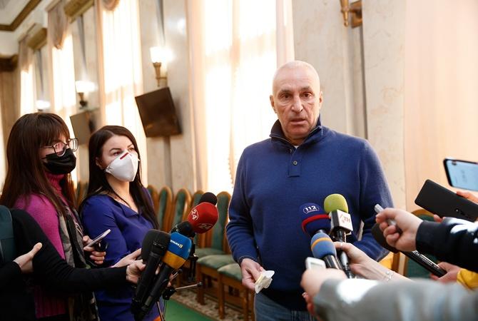 Ярославский: вместо экспресс-тестов закупим для Украины ещё тесты ПЦР через офис Джека Ма