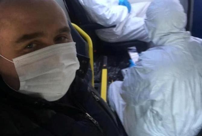 Депутати показали свій обід у Київській лікарні, але чи їдять його - невідомо [фото, Відео]