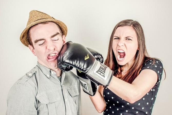 Как супругам не разругаться в карантин