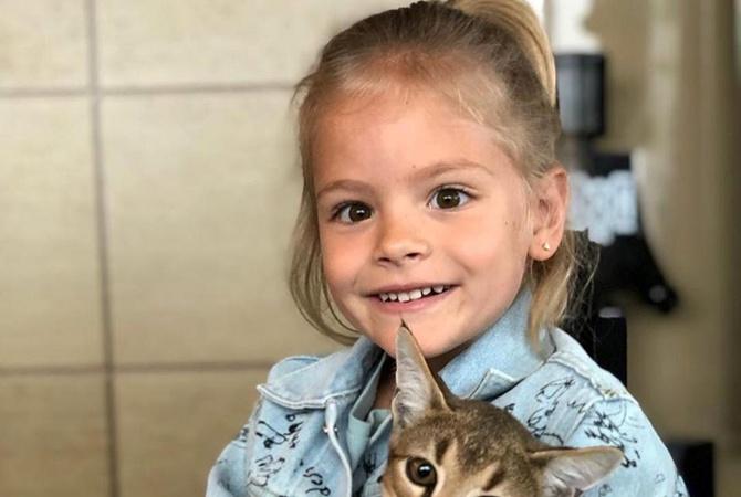 Маленька дочка Тіматі отримала травму [фото, Відео]