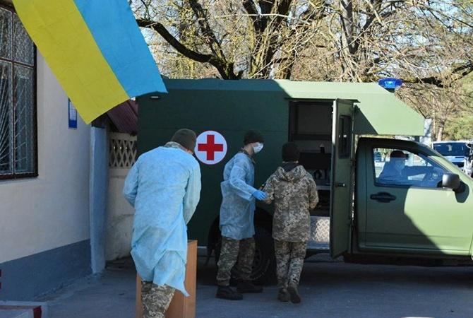 В Україні нарахували 1225 хворих коронавірусом, 32-померли