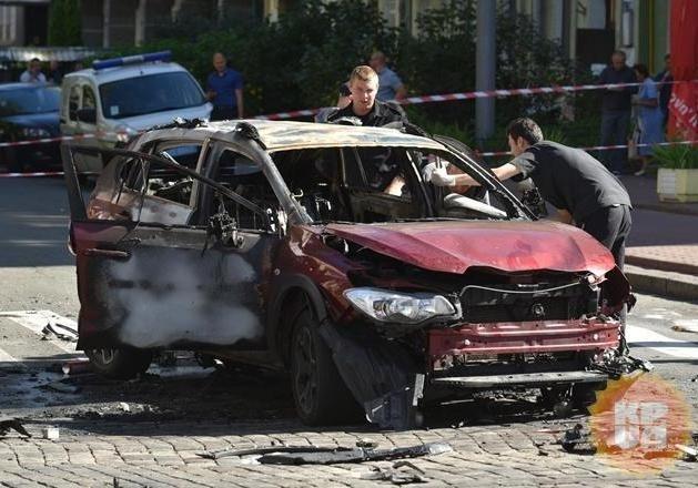 Дело Шеремета: правохранители завершили расследование