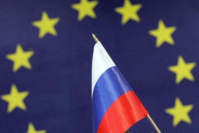 ЕС продлил санкции против .России в связи с аннексией Крыма