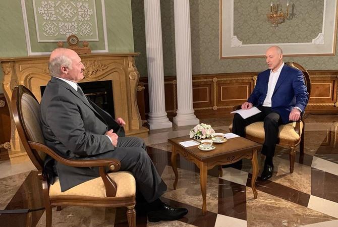 Поговоривший с Лукашенко Гордон рассказал о здоровье президента Беларуси -  Новости на KP.UA