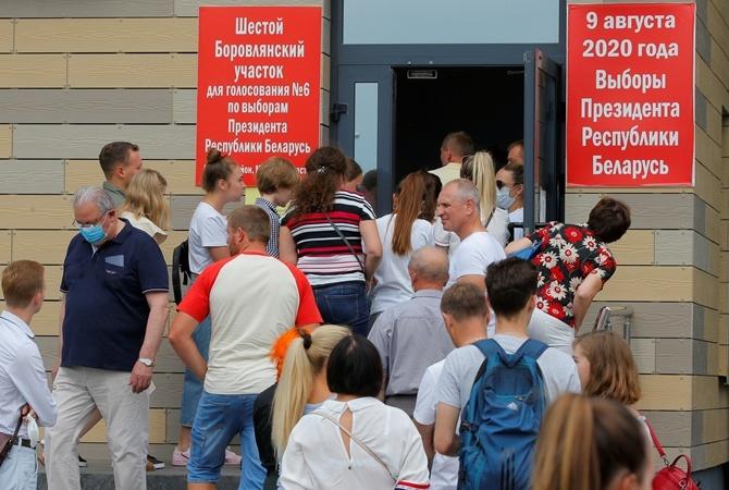 У Тихановской представили результаты своего подсчета голосов на выборах в Беларуси