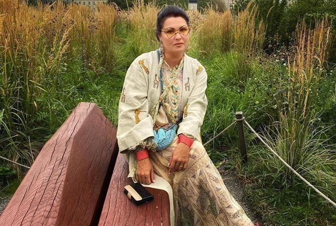 Анна Нетребко уже дома: Я прошла через капельницы, антибиотики и уколы от тромбоза