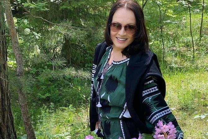 София Ротару анонсировала премьеру новой песни  Сердце размером с Солнце