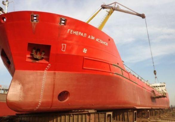 В Азовском море взорвался российский нефтяной танкер