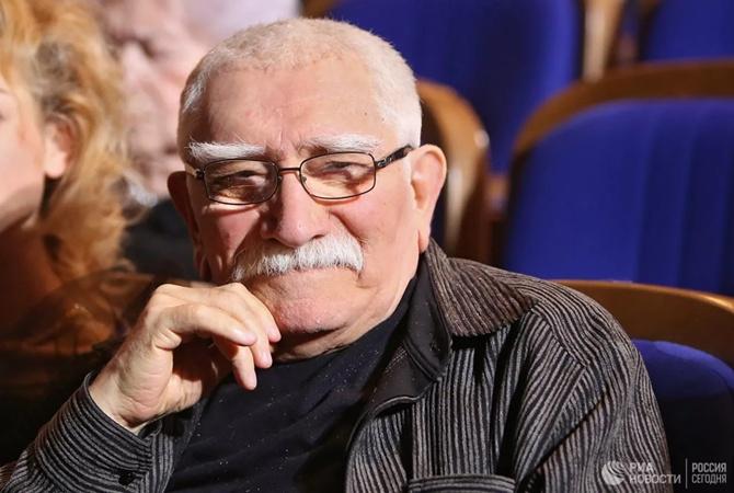 В Москве скончался 85-летний актер Армен Джигарханян - Новости на KP.UA
