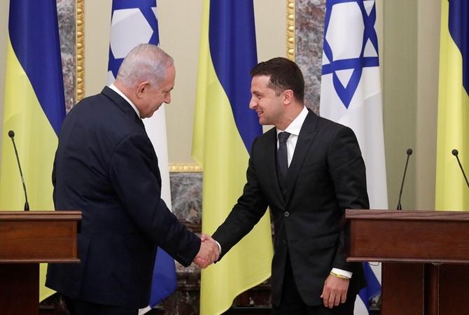 Зона свободной торговли между Украиной и Израилем, о которой договорились два года назад, заработает с января