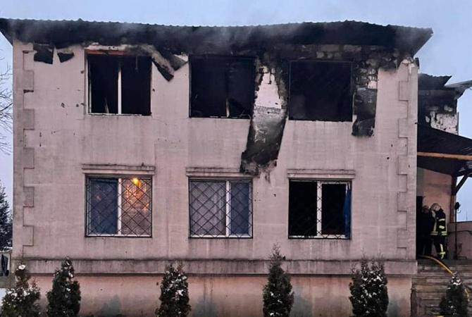 Пожар в Харькове мог произойти из-за неосторожного обращения с электроприборами
